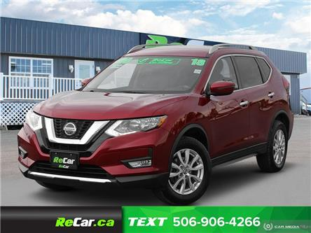 2018 Nissan Rogue SV (Stk: 191022A) in Fredericton - Image 1 of 24