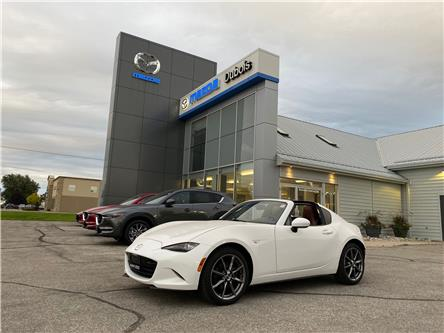 2017 Mazda MX-5 RF GT (Stk: UC5774) in Woodstock - Image 1 of 19