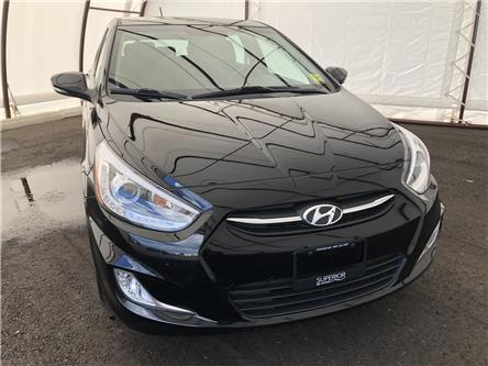 2017 Hyundai Accent GLS (Stk: 14887D) in Thunder Bay - Image 1 of 15
