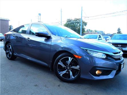 2016 Honda Civic Touring (Stk: 2HGFC1) in Kitchener - Image 1 of 27