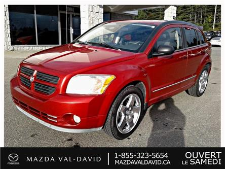 2009 Dodge Caliber SXT (Stk: B1626A) in Val-David - Image 1 of 18