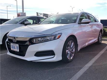2019 Honda Accord LX 1.5T (Stk: I190708) in Mississauga - Image 1 of 5