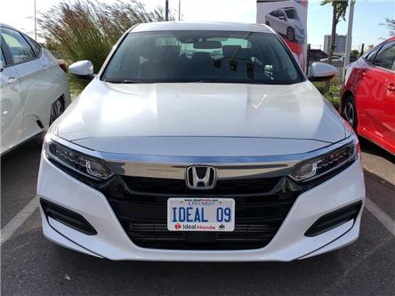 2019 Honda Accord LX 1.5T (Stk: I190708) in Mississauga - Image 2 of 5