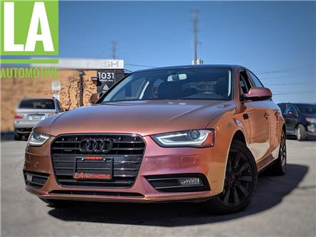 2013 Audi A4  (Stk: 3179) in North York - Image 1 of 29