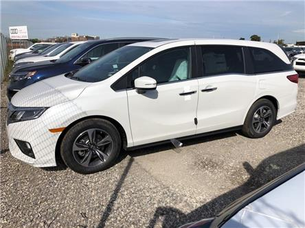 2020 Honda Odyssey EX-RES (Stk: I200011) in Mississauga - Image 1 of 5