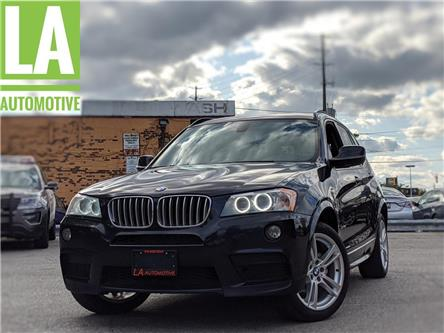 2014 BMW X3 xDrive35i (Stk: 3195) in North York - Image 1 of 30