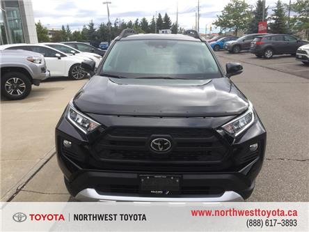 2019 Toyota RAV4 TRAIL AWD (Stk: 036145I) in Brampton - Image 2 of 17