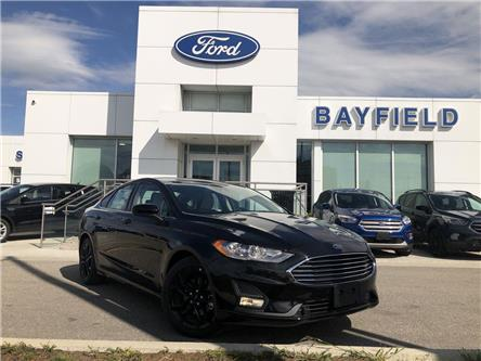 2019 Ford Fusion SE (Stk: FS191042) in Barrie - Image 1 of 30