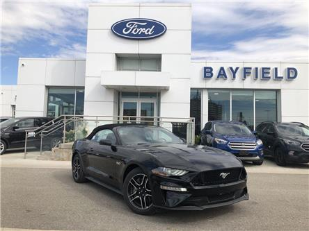 2019 Ford Mustang GT Premium (Stk: MS191198) in Barrie - Image 1 of 24