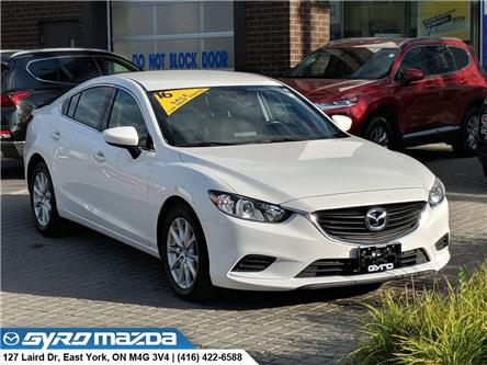 2016 Mazda MAZDA6 GS (Stk: 28958A) in East York - Image 1 of 29