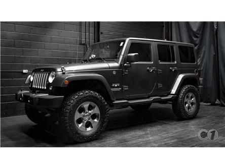 2016 Jeep Wrangler Unlimited Sahara (Stk: CB19-423) in Kingston - Image 2 of 35