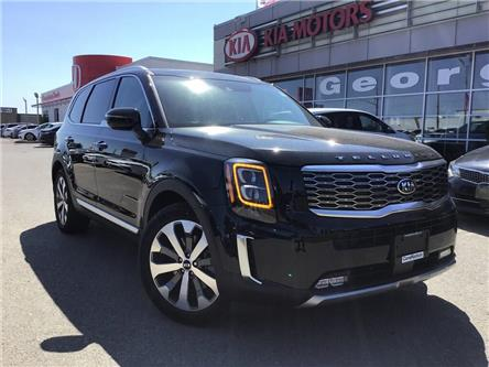 2020 Kia Telluride SX   ONLY ONE   IT'S HERE   (Stk: NOUTL) in Georgetown - Image 2 of 40