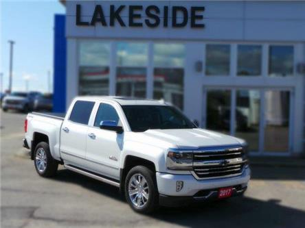 2017 Chevrolet Silverado 1500 High Country (Stk: T9192A) in Southampton - Image 1 of 17