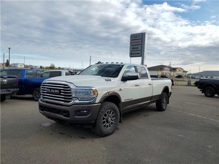 2019 RAM 3500 Laramie Longhorn (Stk: SU021) in  - Image 2 of 8