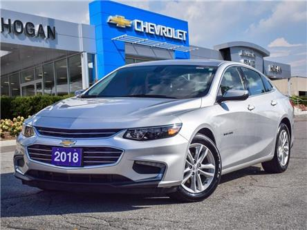 2018 Chevrolet Malibu LT (Stk: A206740) in Scarborough - Image 1 of 25