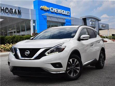 2018 Nissan Murano SV (Stk: A103670) in Scarborough - Image 1 of 25