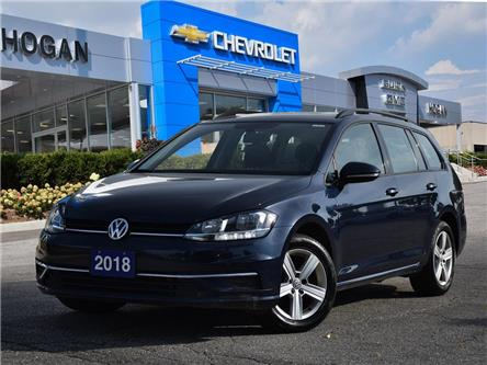 2018 Volkswagen Golf SportWagen  (Stk: A762009) in Scarborough - Image 1 of 24