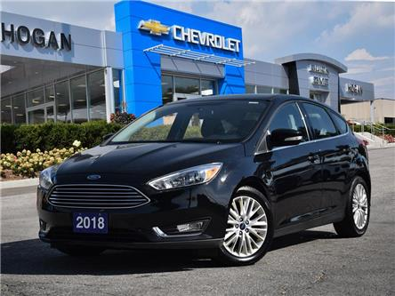 2018 Ford Focus Titanium (Stk: A290074) in Scarborough - Image 1 of 27