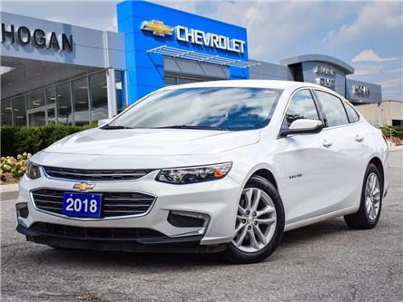 2018 Chevrolet Malibu LT (Stk: A220830) in Scarborough - Image 1 of 25