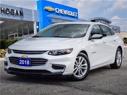 2018 Chevrolet Malibu LT (Stk: A220031) in Scarborough - Image 1 of 25