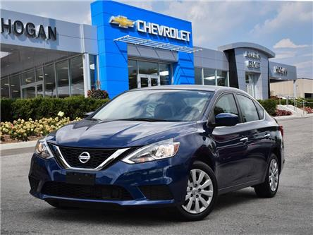 2019 Nissan Sentra  (Stk: A229007) in Scarborough - Image 1 of 22