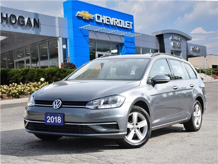 2018 Volkswagen Golf SportWagen  (Stk: A761738) in Scarborough - Image 1 of 25