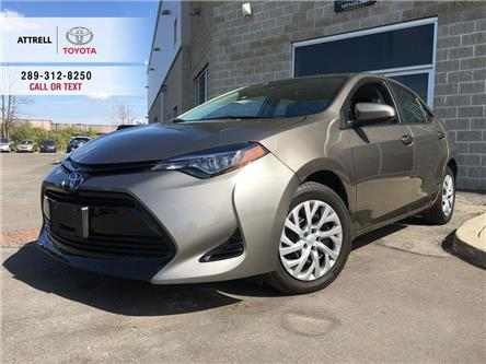 2019 Toyota Corolla MARCH MADNESS LE KEYLESS, BLUETOOTH, HEATED SEATS, (Stk: 8781) in Brampton - Image 1 of 26