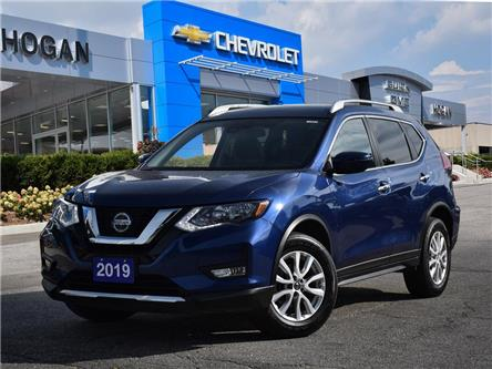 2019 Nissan Rogue SV (Stk: A708689) in Scarborough - Image 1 of 25
