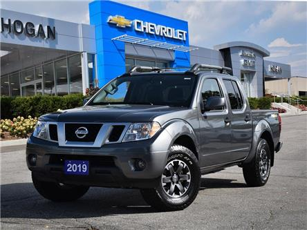 2019 Nissan Frontier PRO-4X (Stk: A761498) in Scarborough - Image 1 of 26