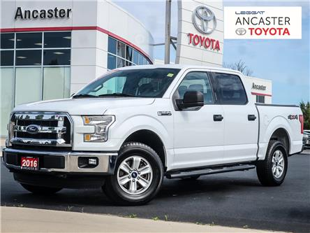 2016 Ford F-150  (Stk: P136) in Ancaster - Image 1 of 25