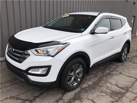 2016 Hyundai Santa Fe Sport 2.4 Base (Stk: N602TA) in Charlottetown - Image 1 of 21