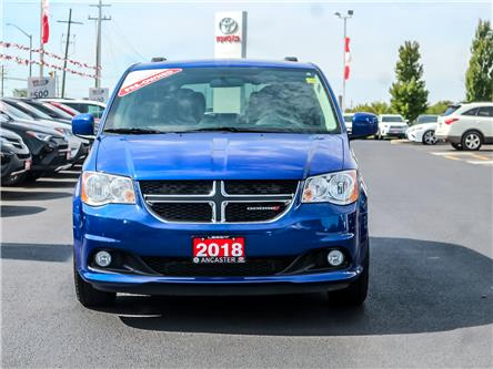 2018 Dodge Grand Caravan Crew (Stk: P138) in Ancaster - Image 2 of 27