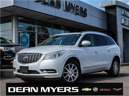 2017 Buick Enclave Leather (Stk: 190717A) in North York - Image 1 of 30