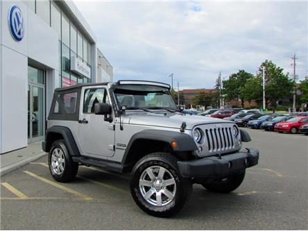 2016 Jeep Wrangler Sport (Stk: 97250A) in Toronto - Image 1 of 19