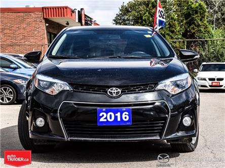 2016 Toyota Corolla  (Stk: D5200015A) in Markham - Image 2 of 24