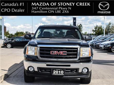 2010 GMC Sierra 1500 Hybrid Base (Stk: SU1174A) in Hamilton - Image 2 of 21