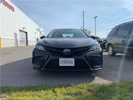 2019 Toyota Camry Hybrid SE (Stk: CV121) in Cobourg - Image 2 of 12