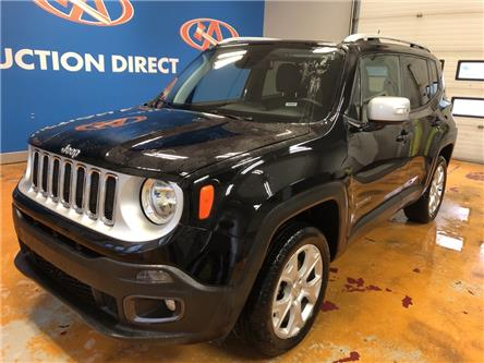 2018 Jeep Renegade Limited (Stk: MH46980) in Moncton - Image 1 of 15