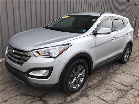 2016 Hyundai Santa Fe Sport  (Stk: N605TA) in Charlottetown - Image 1 of 21