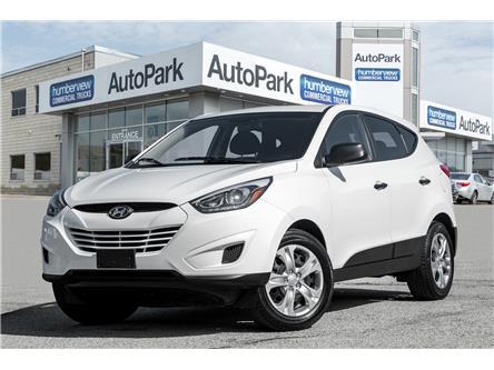 2014 Hyundai Tucson GL (Stk: ) in Mississauga - Image 1 of 18