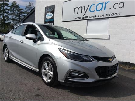 2016 Chevrolet Cruze LT Auto (Stk: 191347) in Richmond - Image 1 of 21