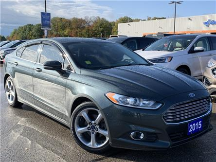 2015 Ford Fusion SE (Stk: 19T1190A) in Midland - Image 1 of 16