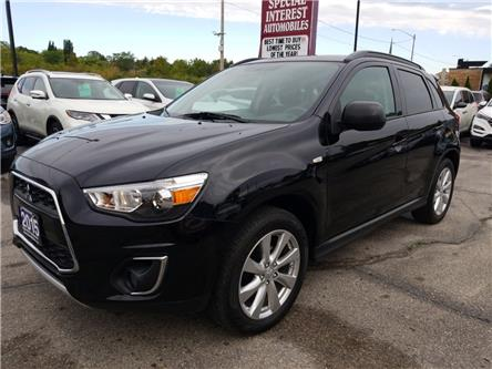 2015 Mitsubishi RVR GT (Stk: 606543) in Cambridge - Image 1 of 22