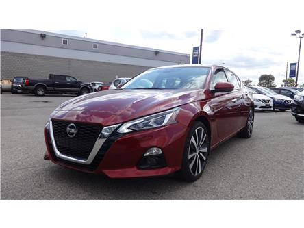 2019 Nissan Altima 2.5 Platinum (Stk: D310482A) in Scarborough - Image 1 of 22