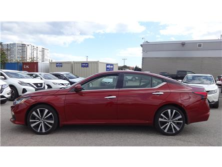 2019 Nissan Altima 2.5 Platinum (Stk: D310482A) in Scarborough - Image 2 of 22