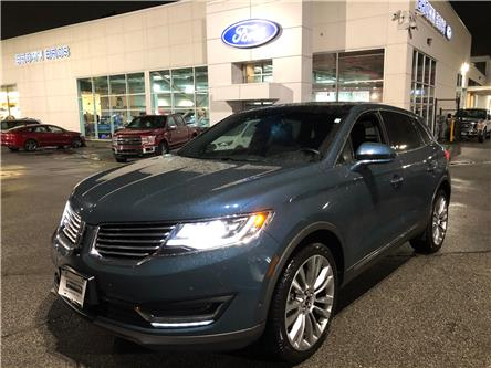 2016 Lincoln MKX Reserve (Stk: 19522A) in Vancouver - Image 1 of 26