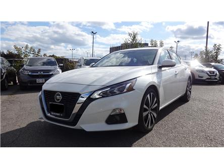 2019 Nissan Altima 2.5 Platinum (Stk: D314759A) in Scarborough - Image 1 of 27