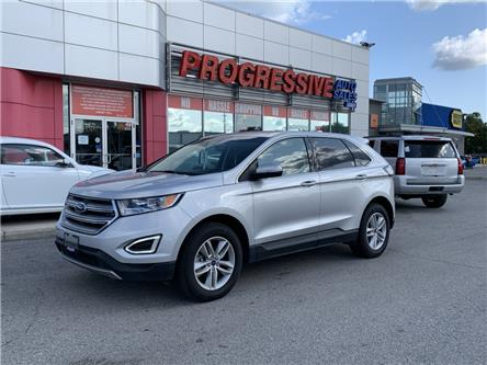 2018 Ford Edge SEL (Stk: JBB18052) in Sarnia - Image 1 of 18