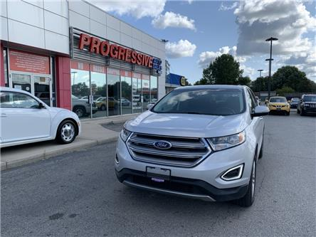 2018 Ford Edge SEL (Stk: JBB18052) in Sarnia - Image 2 of 18