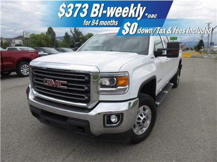 2018 GMC Sierra 2500HD SLE (Stk: 61845) in Cranbrook - Image 1 of 21